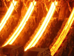 Ferro-alloys production